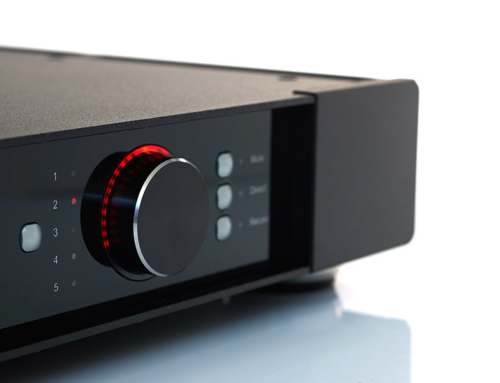 Rega Elicit-R integrated Amp