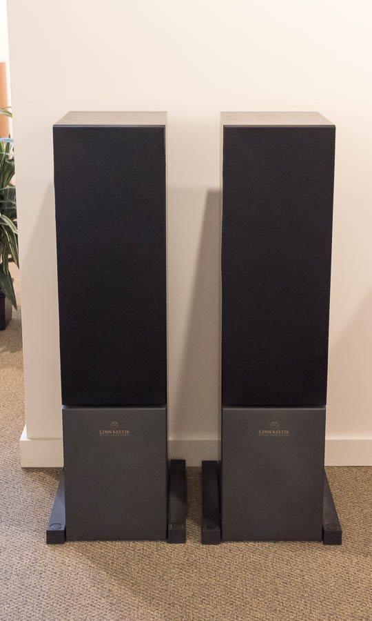 Linn Keltik speakers