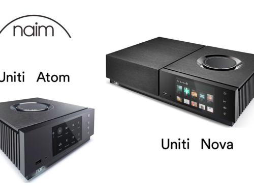 Naim Uniti High Performance All-In-One solutions