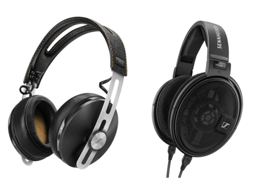 New Headphones from Sennheiser