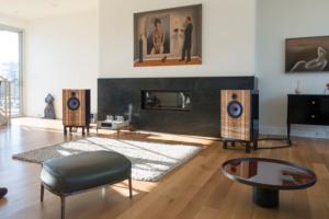 Audio Research and DeVore