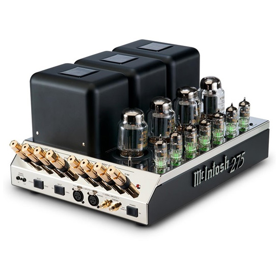 MC 275 Stero Amplifier