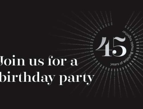 Music Event: Linn LP12 45th Birthday Party