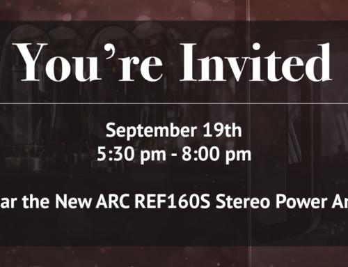 ARC Event – September 19th