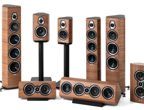 Sonus faber's New Sonetto Speakers Are Now in the Store!
