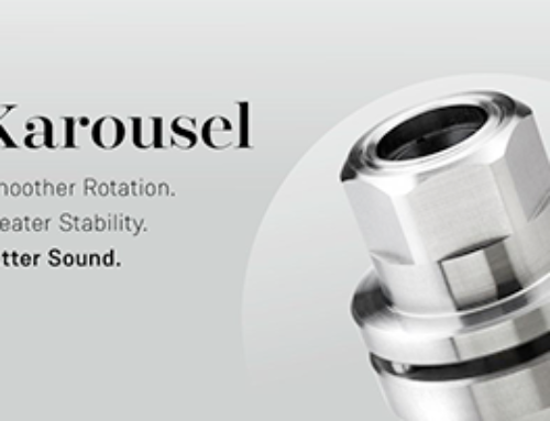 Linn's new Karousel Bearing Takes All LP12s to New Level of Performance