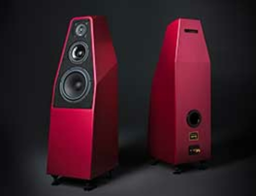 Wilson Audio's SabrinaX Speakers